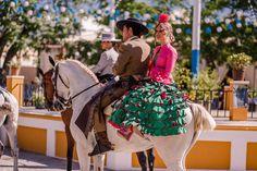 blog-Feria de Carmona, horse parade - Bold Bliss