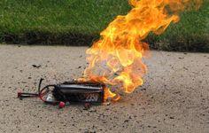 Por que razão as baterias explodem (e como evitá-lo)
