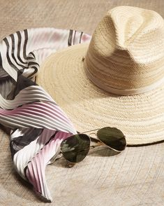 a03731bdeb6 Superior summer accessories - Brooks Brothers Striped Woven Straw Hat