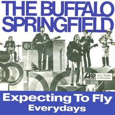 Buffalo Springfield - picture sleeve - 1968.