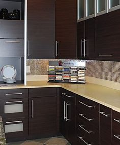 From our Newton, MA kitchen design showroom
