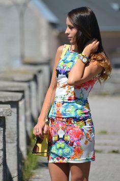 Glam Radar | Floral Dresses for Summer