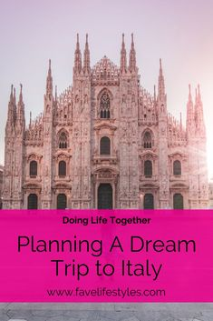 Where is your dream vacation spot? Italy is the top of many peoples lists. Check out these great cities that are a must see on any Italian holiday. | Fave Lifestyles | Doing Life Together | Italian Vacation | Midlife travel | Dream Vacation Spots, Dream Vacations, Seasons Of Life, Solo Travel, Italy Travel, Life Is Good, Dreaming Of You, Cities, How To Plan