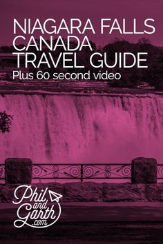 Are you deciding on taking a tour to Niagara Falls? We'll show you how to see the epic falls in one day and what other attractions you'll expect to see.
