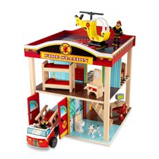 Kidkraft® Fire Station Set