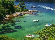 Diuare Ex No Limite 3: Ilha Grande beaches