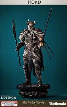 BLOG DOS BRINQUEDOS: Nord The Elder Scrolls Online Statue