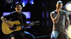 """The Voice: Adam Levine and Tony Lucca: """"Yesterday"""""""