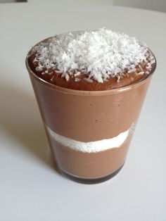 Raw Cacao Coconut Pudding | The Detox Diva- Might be a good one to try when I have a sweet tooth