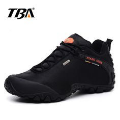 JC Mens net breathable shoes boot fashion sneaker outdoor hiking lace up athlete