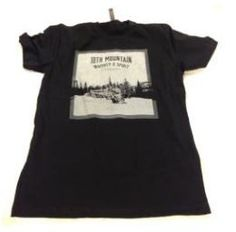 10th Mountain Whiskey and Spirit Men's Tshirt
