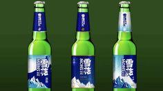Cerveja Snow, da China