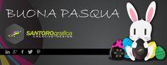 tanti auguri di buona pasqua da www.santorografica.com