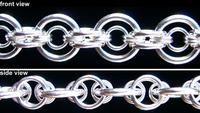 Japanese Bullseye chain