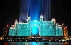 Atlantis Hotel the Palm, Dubai!