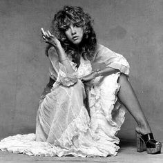 Congratulations @stevienicks for being the first woman to be inducted to the Rock and Roll Hall of Fame twice! You are a badass and an…