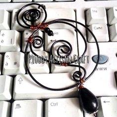 #handmade #onsale #invendita #onice #onyx #black #nero #noir #ciondoli #ciondolo #pendente #pendant #charms #jewels #accessori #bijoux
