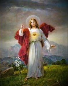 Jésus-Christ le Sacré-Cœur