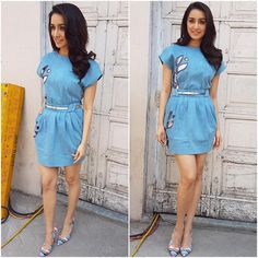 Bollywood Celebrities, Bollywood Fashion, Bollywood Actress, Bollywood Stars, Celebrity Outfits, Celebrity Style, Sraddha Kapoor, Sonam Kapoor, Cute Pumps