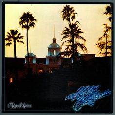 """#Hotel #California is the first #Eagles album without founding member #BernieLeadon and the first album with #JoeWalsh. The album became the band's highest selling studio album with over 16 million copies sold in the U.S. The album topped the charts and won the band two Grammy awards. #HotelCalifornia yielded three Top 20 singles, """"New Kid in Town,"""" #HotelCalifornia (both number 1 hits), and """"Life in the Fast Lane"""" which reached number 11 on the Hot 100. #Vinyl #LP"""