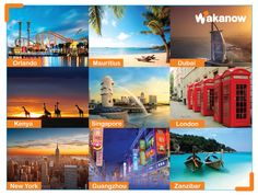 Introducing Destination of the Week - #DOTW; a weekly insight into each destination as you explore them. With #DOTW, you enjoy every bit of your travel. #wakanow #letsgo