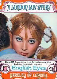 Sue Murray-Yardley of London 1966