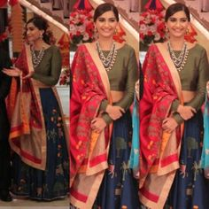 Need Inspiration For The Wedding Season? Sonam's PRDP Looks Might Just Help!