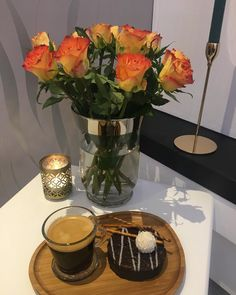 Coffee Flower, Good Morning Greetings, Turkish Coffee, Coffee Time, I Am Awesome, Table Settings, Table Decorations, Sweet, Instagram