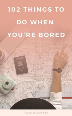 102 Things to Do When You're Bored Here are things to do when bored for adults that is cost friendly or free! Great for if you're on a budget and looking for fun things to do. Things To Do When Bored, Things To Do At Home, Free Things To Do, Stuff To Do, Fun Things, Boredom Busters For Adults, Kids Activities At Home, Babysitting Fun, Bored At Home