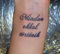 Idézetek Tetoválás Minták Képek - Westend Tattoo & Piercing