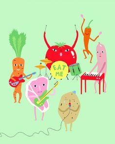 Bildresultat för mat och musik karin söderquist