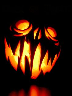 Get your carving tools out, because we have 20 ways—from spooky to elegant to jolly—to make your house Halloween ready. Halloween Pumpkin Ideas Please enable JavaScript to view the comments powered by Disqus. Halloween Pumpkin Designs, Halloween Pictures, Scary Halloween, Halloween Pumpkins, Halloween Crafts, Halloween Cupcakes, Vintage Halloween, Happy Halloween, Zombie Pumpkins