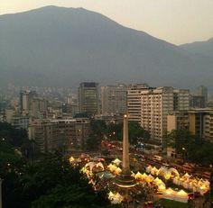 Plaza y Edif Altamira