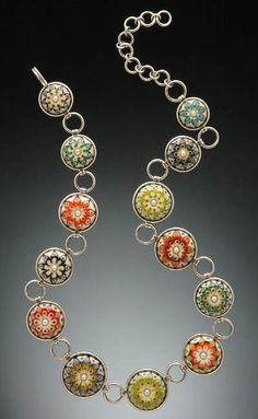 Kristina Logan Glass Beads & Jewelry - Jewelry Portfolio - Current Work