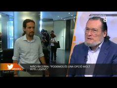 Santiago Niño Becerra entrevista 03-11-2014 8TV