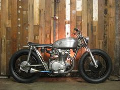 1969 Honda CB450 by Holiday Customs. Memo to myself: Move to Portland. Buy a bike from Holiday Customs.