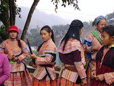 Jeunes filles : Costume : Hanoi et le Nord : Vietnam : Routard.com