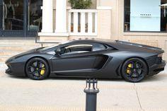 Black Lamborghini Stella