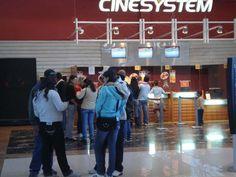 Cinesystem - Shopping Total - Curitiba (PR)