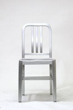 Navy submarine aluminum chair?