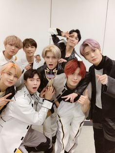 NCT 127 Superhuman is Show Champion Congrats! Nct Taeyong, Mark Lee, K Pop, Kim Dong Young, Nct 127 Members, Ntc Dream, Jisung Nct, Big Group, Fandoms