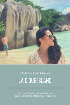 Top travel tips on visiting the iconic island of La Digue in the Seychelles Travel Goals, Travel Tips, Travel Destinations, Seychelles Tourism, Castaway Cove, Famous Beaches, Beaches In The World, Once In A Lifetime, Travel Couple