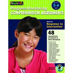 How do you know if your comprehension instruction is making a difference? Each book provides multiple assessments per comprehension strategy based on state standards. Select the assessments that match