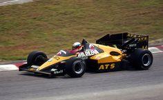 1984 ATS D7 - BMW (Manfred Winkelhock)