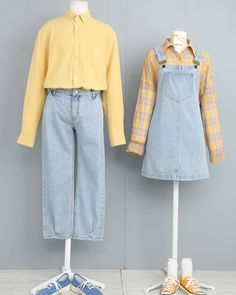 Cute Casual Outfits, Pretty Outfits, Edgy Outfits, Style Kawaii, Matching Couple Outfits, Teen Fashion Outfits, Punk Fashion, Fashion Dresses, Mode Chic