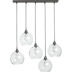 "Firefly Pendant Lamp, 24""W x 6""D x 29""H, iron and glass, CB2 $199"
