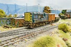Poynton Sneer Sidings, 4mm scale