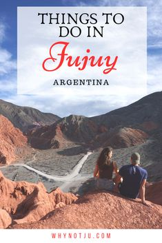 All you need to know about Jujuy Argentina - The Argentinean province of Jujuy is covered with unique nature, colored mountains, desert, jungle and small villages with a strong connection to the areas of indigenous heritage. Backpacking South America, Backpacking Europe, South America Travel, Europe Travel Tips, Packing Tips For Travel, Travel Guides, Europe Packing, Traveling Europe, Packing Lists