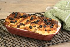 <p>A great way to use up stale bread and a tasty winter dessert - this pudding is a sure winner.</p>