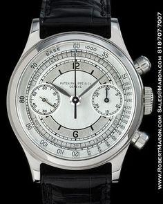 Patek Philippe 1463 Chronograph